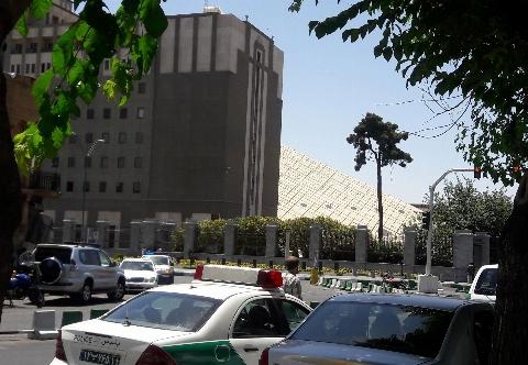 زن تروریست عامل چهارشنبه خونین مجلس