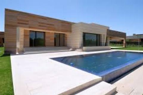 خانه مجلل کریستیانو رونالدو در مادرید