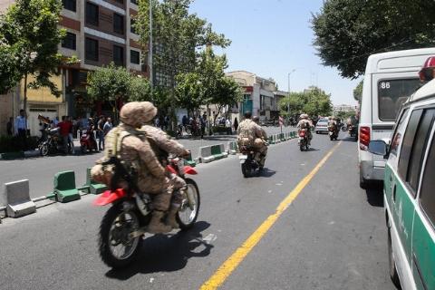 روایت دو شاهد عینی از حملات تروریستی در تهران