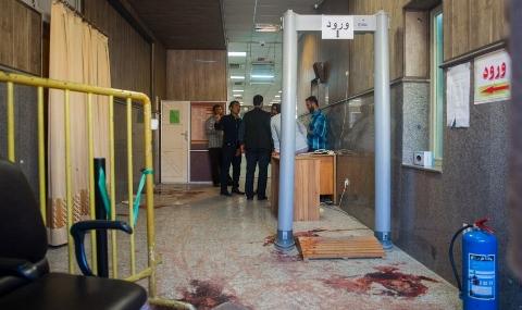 ساعت های جهنمی در ساختمان مجلس/ روایت دردناک از رگبار داعشی ها بر سر مردم