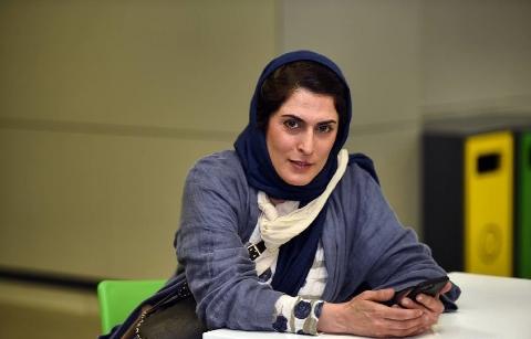 دعوای لفظی بهناز جعفری و خبرنگاران در نشست خبری سریال زیر پای مادر