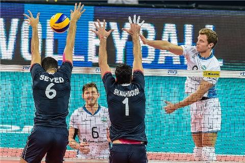 ایران ۳ - ۲ آرژانتین؛ دو امتیاز می توانست سه امتیاز باشد؛ معنوی نژاد به داد ایران رسید