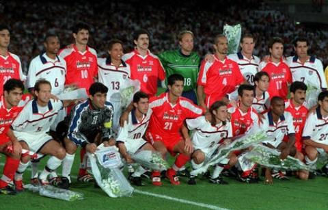 نوستالژی/بازی ایران - آمریکا در جام جهانی 1998 دیداری حساس بود که گلهای تاریخی برجای گذاشت.