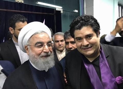 """آهنگ """"ایران سربلند"""" با صدای سالار عقیلی را از تی وی پلاس بشنوید و دانلود کنید"""