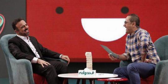 ماجرای مصاحبه مجری سرشناس تلویزیون با اوباما/ ازدواج دیرهنگام حیدری سوژه خندوانه شد