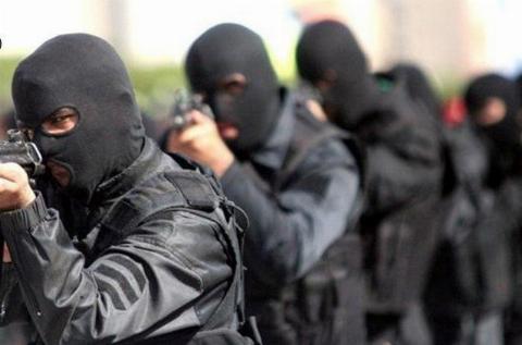 درگیری سنگین شبانه نیروهای سپاه، پلیس و اطلاعات با گروهک تروریستی انصار الفرقان در قصر قند