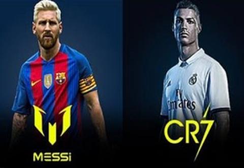 نماد معروف ستارگان دنیای فوتبال
