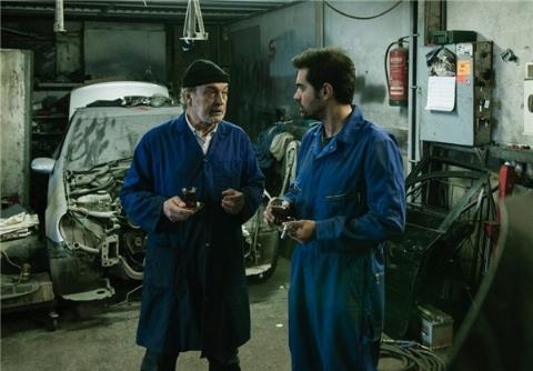 شهاب حسینی، بازیگر فیلم ایرانی- انگلیسی می شود