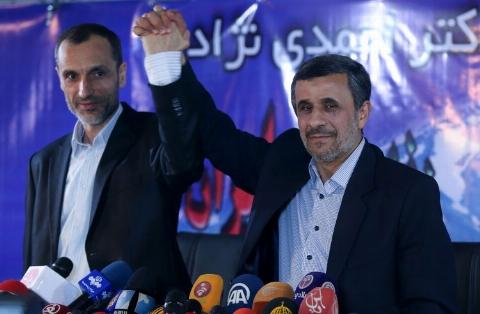 بازداشت کاندید ریاست جمهوری ایران جلوی منزل/ وثیقه میلیاردی شرط آزادی حمید بقایی
