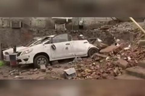 اولین فیلم از انفجار روز گذشته در مکه