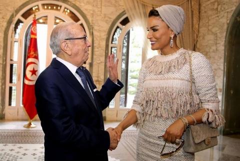 رسوایی زن بی اخلاق عرب سوژه رسانه های جهان شد