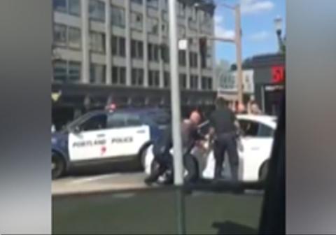 فرار راننده زن از دست پلیس