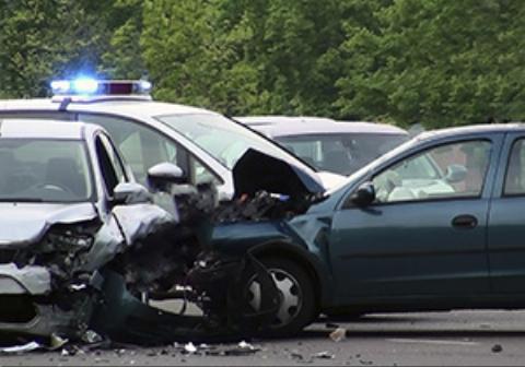 راننده بی احتیاطی که وسط بزرگراه حادثهای دلخراش آفرید