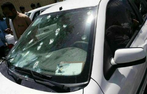 فوری: تیر باران عضو شورای شهر در خودرو شخصی/ آماده باش پلیس برای دستگیری قاتلان