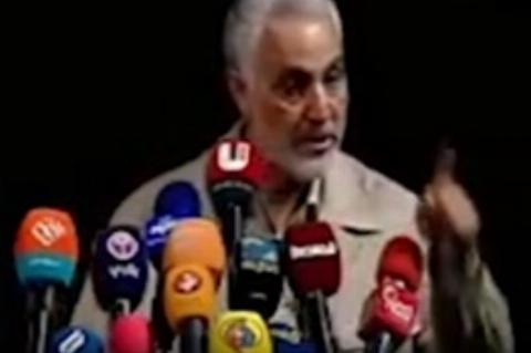 روایت سردار سلیمانی از جنایتهای عجیب و تکاندهنده داعش