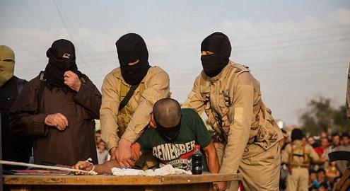 وقتی یه داعشی قبل انتحاری رپ میخونه!
