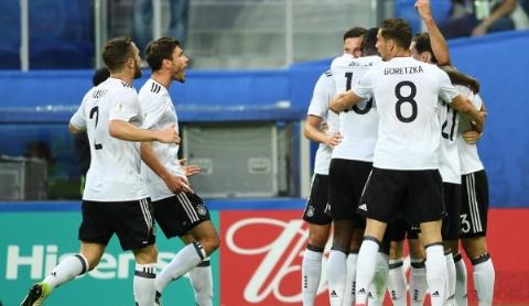 آلمان ۱ - ۰ شیلی؛ ویترین افتخارات ژرمن ها پربار تر شد