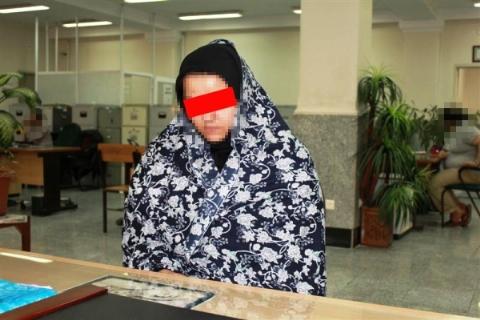 خیانت کثیف زن شوهردار با دوربین های مخفی همسرش لو رفت
