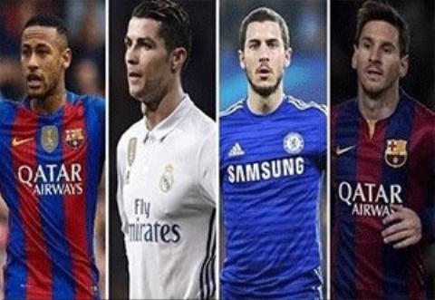 10 بازیکن گرانقیمت دنیای فوتبال در فصل 2017-2016