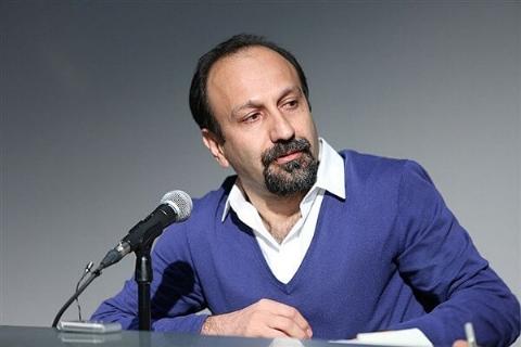 پیام اصغر فرهادی بعد از دریافت جایزه جشن حافظ