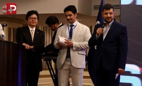 از خوانندگی محمود شهریاری به سبک لس آنجلسی تا رقص گانگنام استایل کمدین سرشناس در خصوصی ترین مهمانی سال/ حاشیه های داغ و جذاب همایش  محبوب ترین برند ژاپنی در ایران