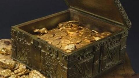 پیدا شدن گنج قارون در مصر!