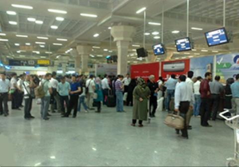 واکنشها به بازرسی نامتعارف خانمها در فرودگاه امام (ره)