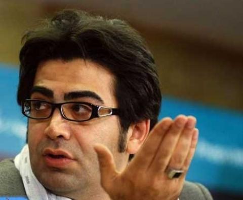 نظر فرزاد حسنی درباره فیلم مهران مدیری