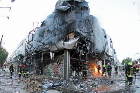 زنده سوزاندن مردی با دست های بسته در آتش مهیب/ پرونده جنایی در مشهد به جریان افتاد