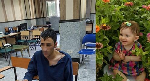 جسد بنیتا دختر هشت ماهه ربوده شده پیدا شد + عکس