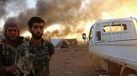 صحنهای که دل مادر شهید حججی را آتش زد