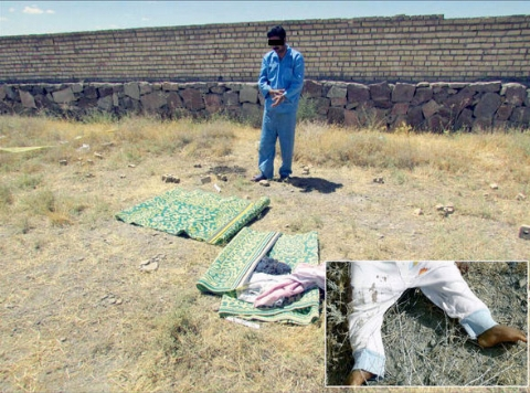 قتل زن جوان و نوزاد 11 ماهه اش بخاطر پول دار شدن از بیمه عمر!