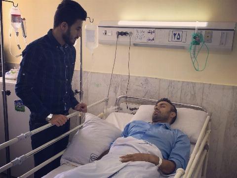 مربی فوتبال ایران بعد از حمله مسلحانه سه جوان به کُما رفت