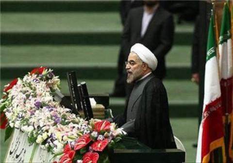 شوخی حسن روحانی با اصفهانی بودن وزرای اقتصادی