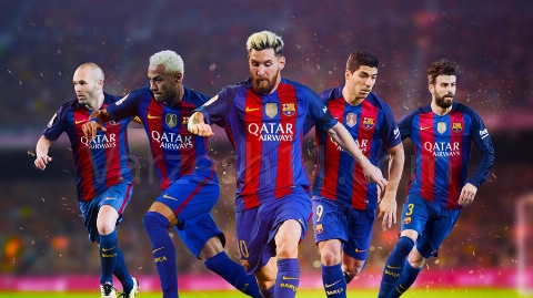 پیروزی خانگی بارسلونا مقابل بتیس در شب بدشانسی مسی