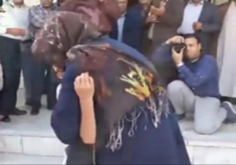 کودک ربوده شده سیرجانی با تلاش شبانه روزی ماموران پس از 14 روز به آغوش خانواده بازگشت
