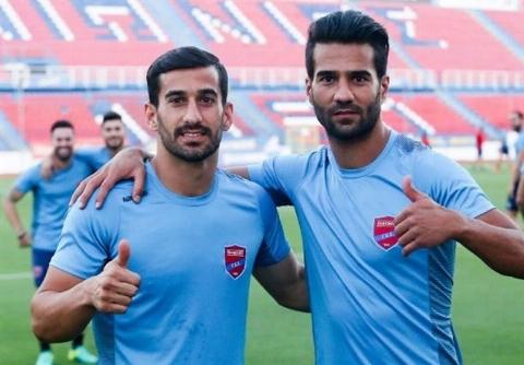 اسرائیل؛ تهدید سیاسی دو ستاره تیم ملی فوتبال ایران/حاج صفی و شجاعی از یونان دیپورت می شوند؟