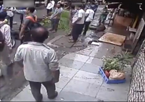 مرگ  مجری زن هنگام بازگشت از کلاس یوگا