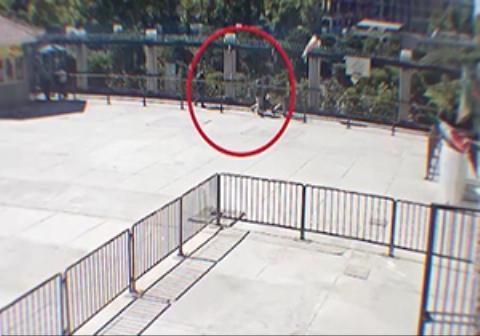 فیلمی که رهگذران را در میدان ولیعصر (ع) تهران میخکوب کرد