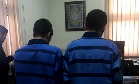 قطع دست دو پسر ایرانی به جرم دزدیدن سوسیس و کالباس