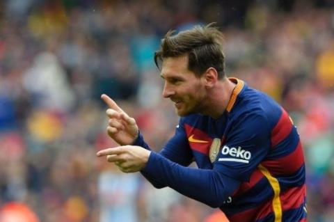 بارسلونا ۵-۰ اسپانیول، پیروزی ۵ گله با هتریک مسی