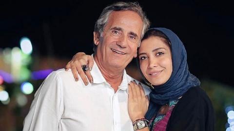 بازیگر سینمای ایران در غیرقابل منتظره ترین لباس و وسیله ممکن رویت شد/وقتی هیجان و آدرنالین خون مجید مظفری با موتور سنگین هایش تنظیم می شود/اختصاصی تی وی پلاس