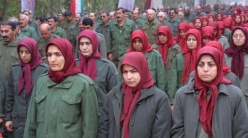 اعترافات زن ایرانی مسئول خُمپاره اندازی در سازمان منافقین/با نام مستعار مهناز فعالیت می کردم