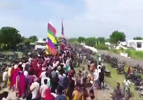 وقوع حادثهای تلخ در باشکوهترین جشن هندوستان