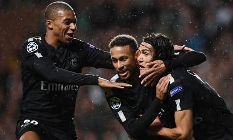 خلاصه بازی سلتیک 0 - 5 پاریس سنت ژرمن/پاریس سن ژرمن در خانه سلتیک به پیروزی قاطعانه دست پیدا کرد