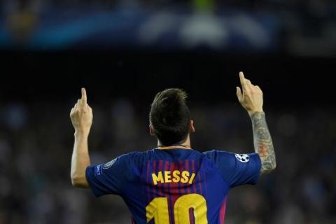 بارسلونا ۳ - ۰ یوونتوس؛ مسی طلسم ناکامی مقابل بوفون را قاطعانه شکست