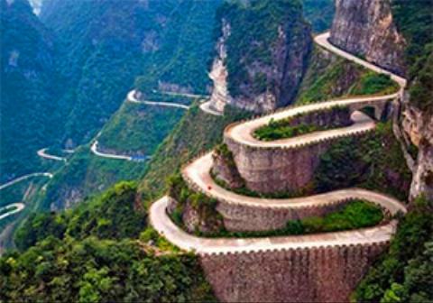 زیباترین جادههای دنیا را ببینید
