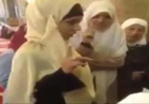 خشم صهیونیستها از مسلمان شدن نظامی زن اسرائیلی در مسجدالاقصی