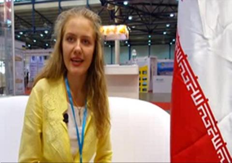 صحبتهای جالب دو دختر جوان اوکراینی درباره ایران به زبان فارسی