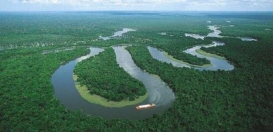 پرآبترین، عریضترین و طولانیترین رودخانه های دنیا
